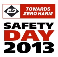 B&D Doors Safety Day 2013