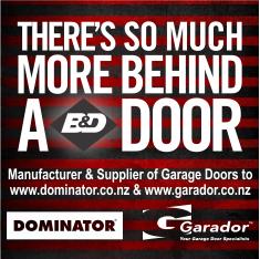 B&D Doors (NZ) Renews Commitment to Christchurch