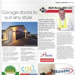 B&D Doors Featured in Canterbury Today Magazine Issue #113